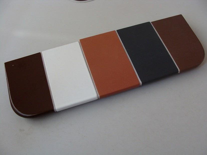 Parapet zespolony kolorowy